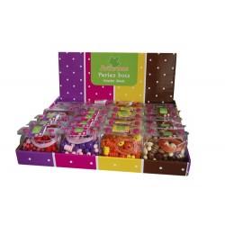 Mini sacs de perles Sycomore, plusieurs couleurs