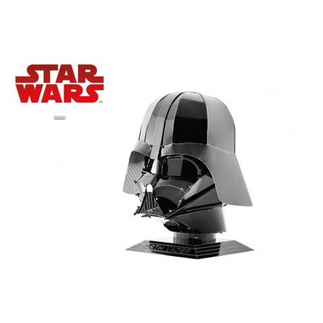Casque Dark Vador Star Wars, maquette 3D Metal Earth