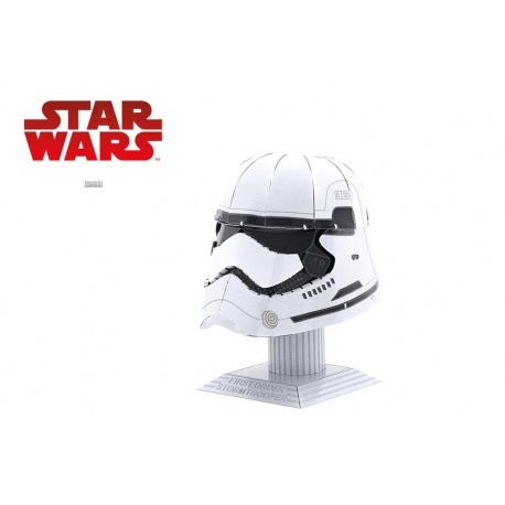 Casque Stormtrooper Star Wars, maquette 3D Metal Earth