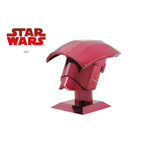 Casque Garde d'élite Prétorien Star Wars, maquette 3D Metal Earth