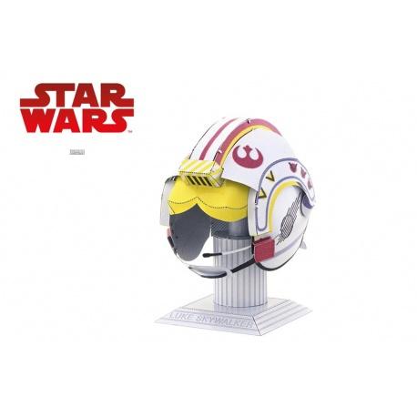 Casque Luke Skywalker Star Wars, maquette 3D Metal Earth