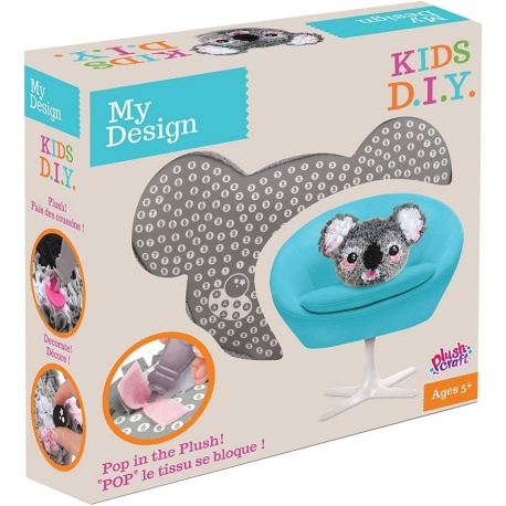 """Coussin à piquer """"Koala"""" My Design"""