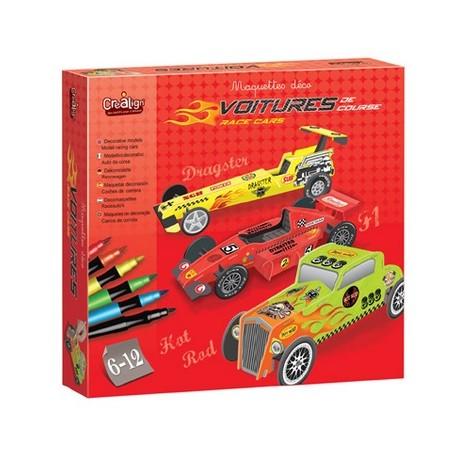 Maquettes voitures de course, Crealign