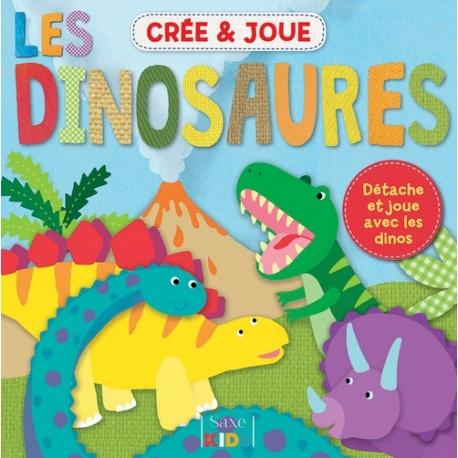 Crée et joue : Les dinosaures