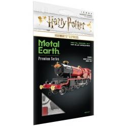 Le Poudlard Express, maquette 3D Harry Potter en métal