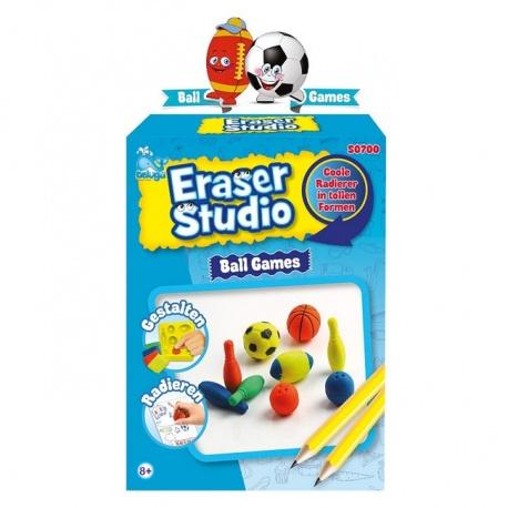 Eraser Studio Jeu de balles