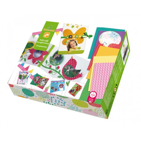Ma Loveloy Box Scrapbooking, Sycomore