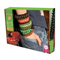 """Bracelets paracordes """"garçon"""", Sycomore"""