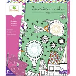 Spirales et rosaces - Les Ateliers du calme