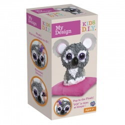 My Design Koala 3D, Plush Craft