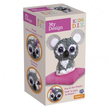 My Design Koala 3D, Plush Craft