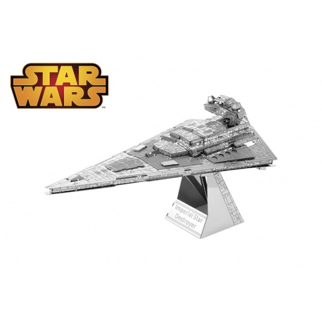 Imperial Star Destroyer, maquette 3D Star Wars en métal