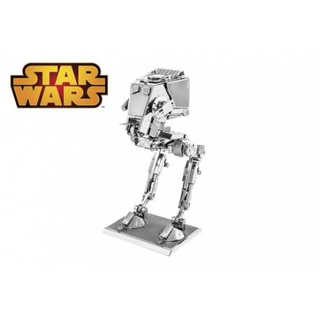 AT-ST, maquette 3D Star Wars en métal