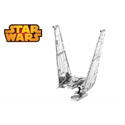Kylo Ren's Command Shuttle, maquette 3D Star Wars Ep7 en métal