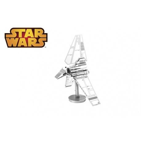 Imperial Shuttle, maquette 3D Star Wars en métal