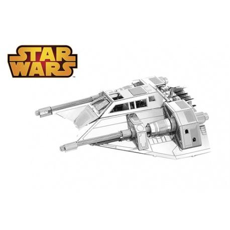 Snowspeeder, maquette 3D Star Wars en métal