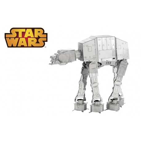 AT-AT, maquette 3D Star Wars en métal