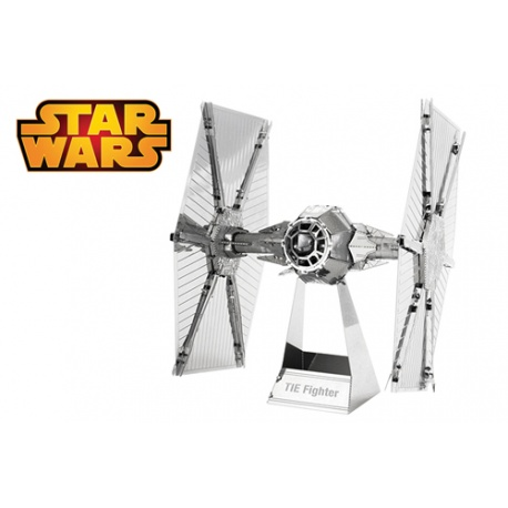 Tie Fighter, maquette 3D Star Wars en métal