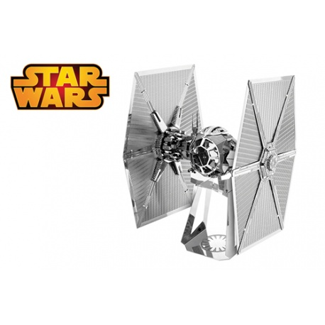 Special Forces Tie Fighter, maquette 3D Star Wars Ep7 en métal