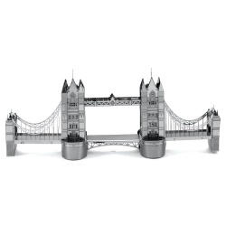 London Tower Bridge, maquette 3D en métal