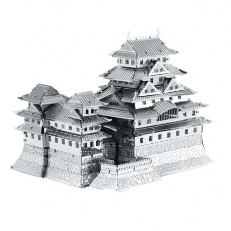 Himeji Castle, maquette 3D en métal