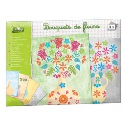 Kit support Bouquets de fleurs, Crealign