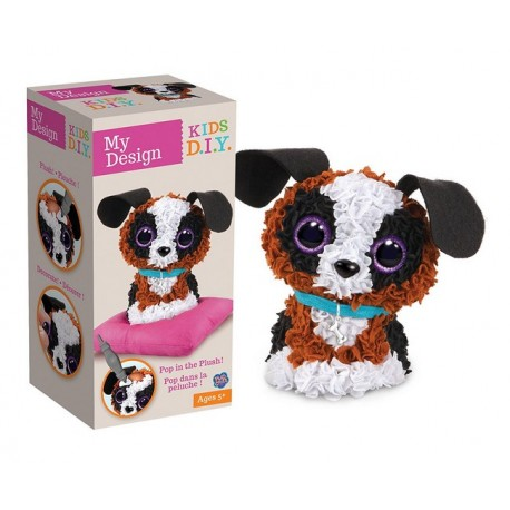 My Design Puppy 3D, Plush Craft