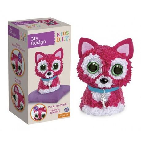My Design Kitty 3D, Plush Craft