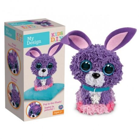 My Design Bunny 3D, Plush Craft