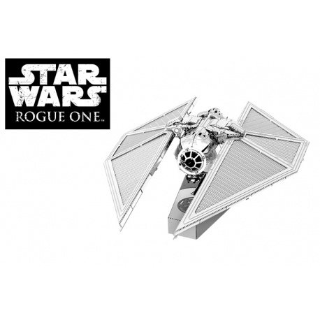 Imperial Tie Striker, maquette 3D Star Wars Rogue One en métal
