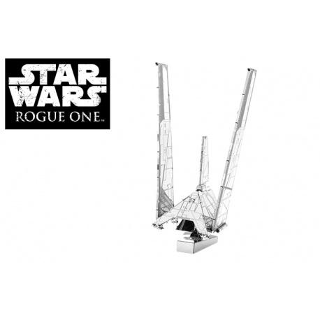 Krennic's Imperial Shuttle, maquette 3D Star Wars Rogue One en métal