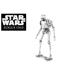 K-2SO, maquette 3D Star Wars Rogue One en métal