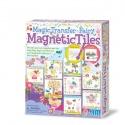 Transfert tuiles magnétiques, 4M