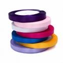 Rubans de satin 10 mm au mètre, différentes couleurs