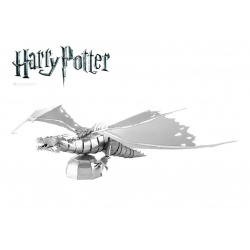Dragon de Gringotts, maquette 3D Harry Potter en métal