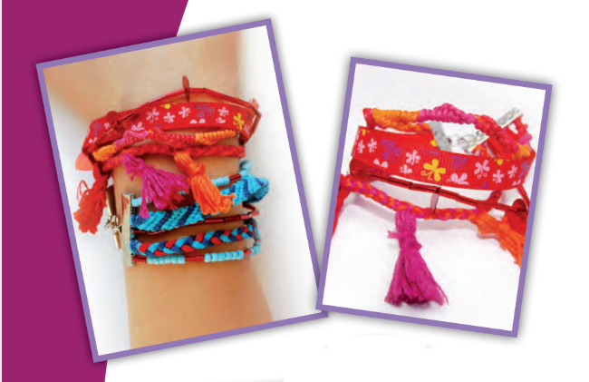 Bracetlet multi-rangs