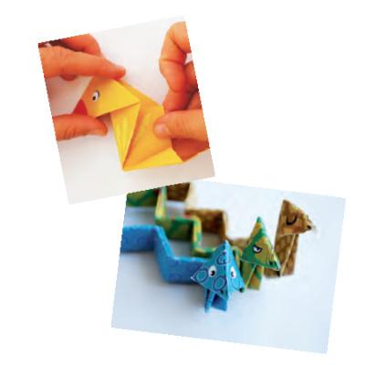 Mon 1er origami